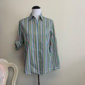 LRL Lauren Ralph Lauren Shirt. Size M